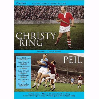 Picture of Christy Ring & Peil  - Classic Gaelic Sports Films