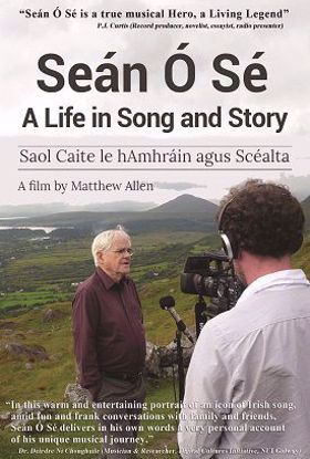 Picture of Seán Ó Sé Saol in Song a Story