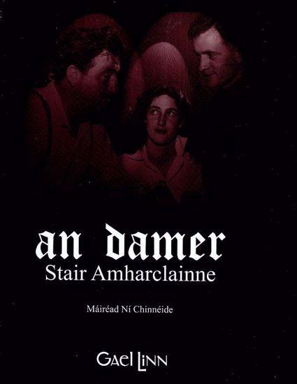 Grianghraf de An Damer: Stair Amharclainne le Mairéad Ní Chinnéide