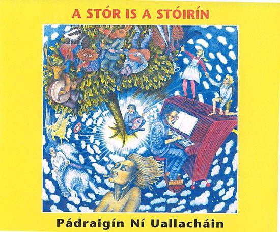 Picture of A STÓR IS A STÓIRÍN