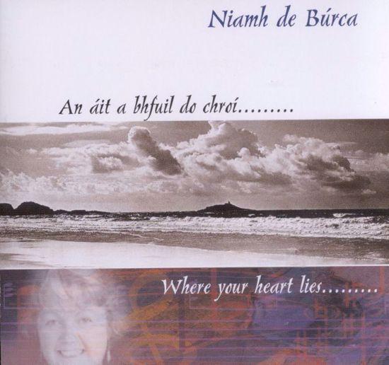 Picture of AN ÁIT A BHFUIL DO CHROÍ
