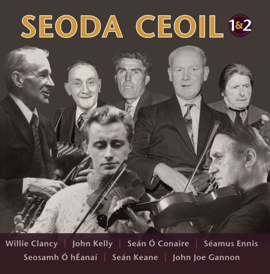 Picture of SEODA CEOIL 1 & 2