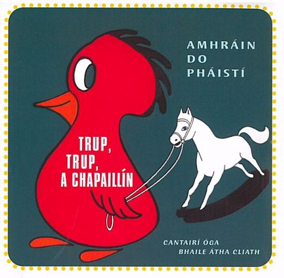 Picture of TRUP TRUP A CHAPAILLÍN