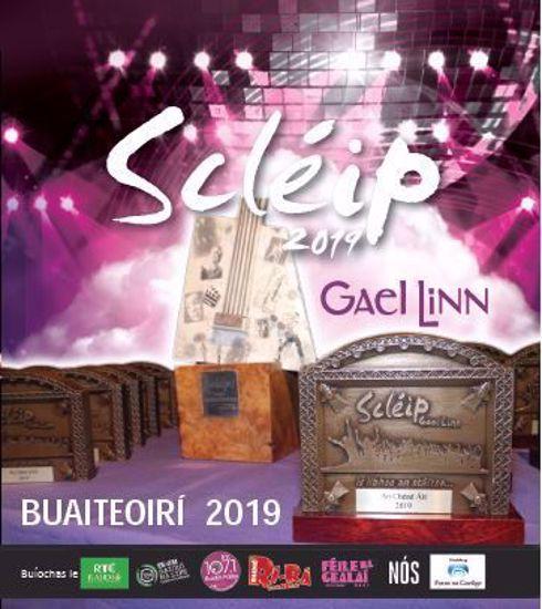 Grianghraf de Scléip Buaiteoirí / Prizewinners 2019