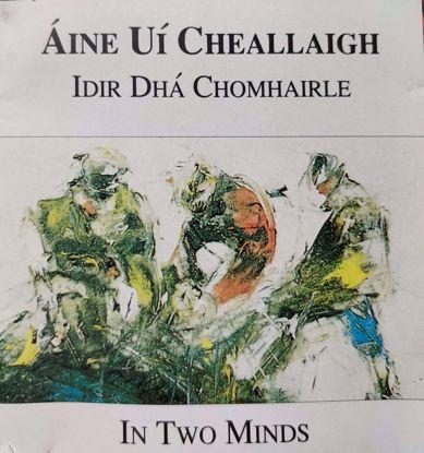 Grianghraf de IDIR DHÁ CHOMHAIRLE - IN TWO MINDS